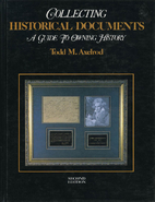 Collecting Historical Documents by Todd M.…