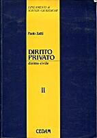 Diritto Privato - diritto civile II by Paolo…