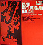 Canti Rivoluzionari Italiani by Artisti vari
