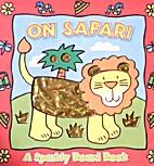 On Safari (A Sparkly Board Book) by…