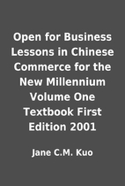 Open for Business Lessons in Chinese…
