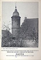 Bedburg-Kaster by Hans Kisky