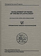 Development of fishes of the Mid-Atlantic…