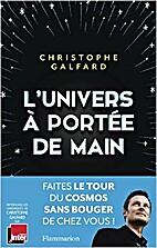 Conférence de Christophe Galfard, docteur…
