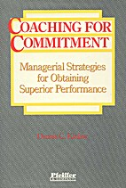Coaching for Commitment: Managerial…