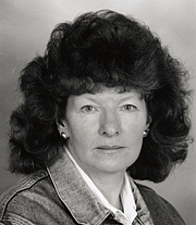 "Author photo. Bess Ross, author of ""A Bit of Crack and Car Culture"" and ""Those Other Times"""