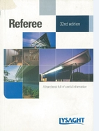 Lysaght: Referee - 32nd Edition by Bluescope
