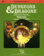 Rahasia (Dungeons & Dragons module B7) by…