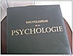 ENCYCLOPEDIE DE LA PSYCHOLOGIE -Tome II by…