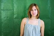Author photo. Samantha Schutz