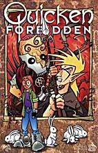 Quicken Forbidden 8 by Dave Roman