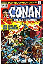Conan the Barbarian #26 by Roy Thomas