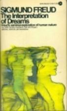 The Interpretation of Dreams by Sigmund…