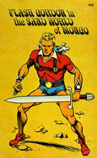 Flash Gordon in the Sand World of Mongo by…