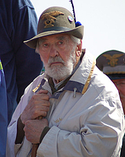 Author photo. <a href=&quot;http://it.wikipedia.org/wiki/Mario_Rigoni_Stern&quot; rel=&quot;nofollow&quot; target=&quot;_top&quot;>http://it.wikipedia.org/wiki/Mario_Rigoni_Stern</a>