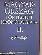 Magyarország történeti kronológiája :…