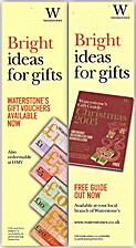 Bright ideas for gifts [Lesezeichen]