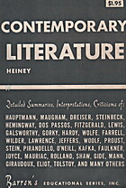 Essentials of Contemporary Literature by…