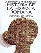 Historia de la Hispania romana la Península…
