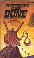Frank Herbert's Classic Dune (Book one) by…