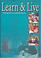 Learn & live : celebrating twenty five years…