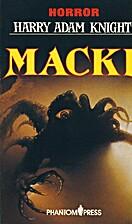 Macki by Harry Adam Knight
