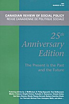 Canadian Review of Social Policy No. 56