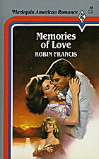 Memories of Love by Robin Francis