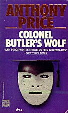 Colonel Butler's Wolf by Anthony Price