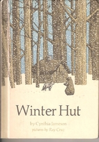 Winter Hut by Cynthia Jameson
