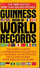 Guinness Book of World Records, 1991 by…