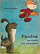 Paulus en Joris het vispaard by Jean Dulieu
