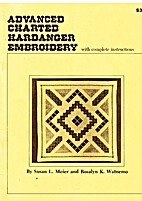 Advanced Charted Hardanger Embroidery by…
