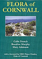 Flora of Cornwall by Colin French