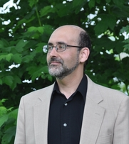 Author photo. Abel A. Alves [credit: Ball State University]