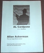 Al Cardpone a.k.a. Cardface: The Las Vegas…