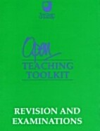 Revision and Examination: Tutor Support…