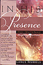 In His Presence: Daily Devotionals Through…