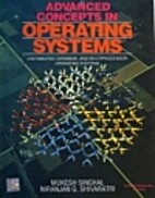 Advanced Concepts In Operating Systems by…