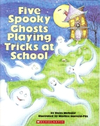 Five Spooky Ghosts Playing Tricks at School…