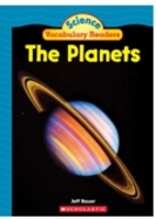 Science Vocabulary Readers: The Planets by…