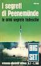 I segreti di Peenemunde by Brian Ford