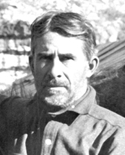 Author photo. Wikipedia Commons