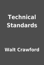 Technical Standards by Walt Crawford