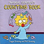 Maggie Simpson's Counting Book by Maggie…