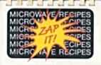 Zap It: Microwave Recipes by Michelle Nagle…