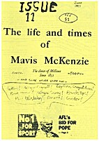 The life and times of Mavis McKenzie #11 by…