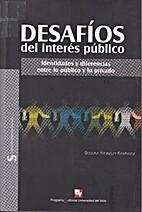 DESAFIOS DEL INTERES PUBLICO IDENTIDADES Y…