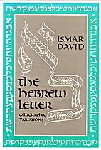 Hebrew Letter: Calligraphic Variations/Book…