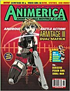 Animerica Vol. 10 No. 6 by Trish Ledoux